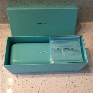 Tiffany & Co. Hard Eyeglasses Case